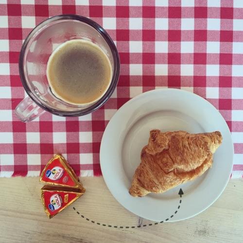 Эфэфбургер с кофе